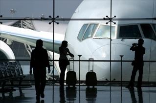 Transfer zum Flughafen